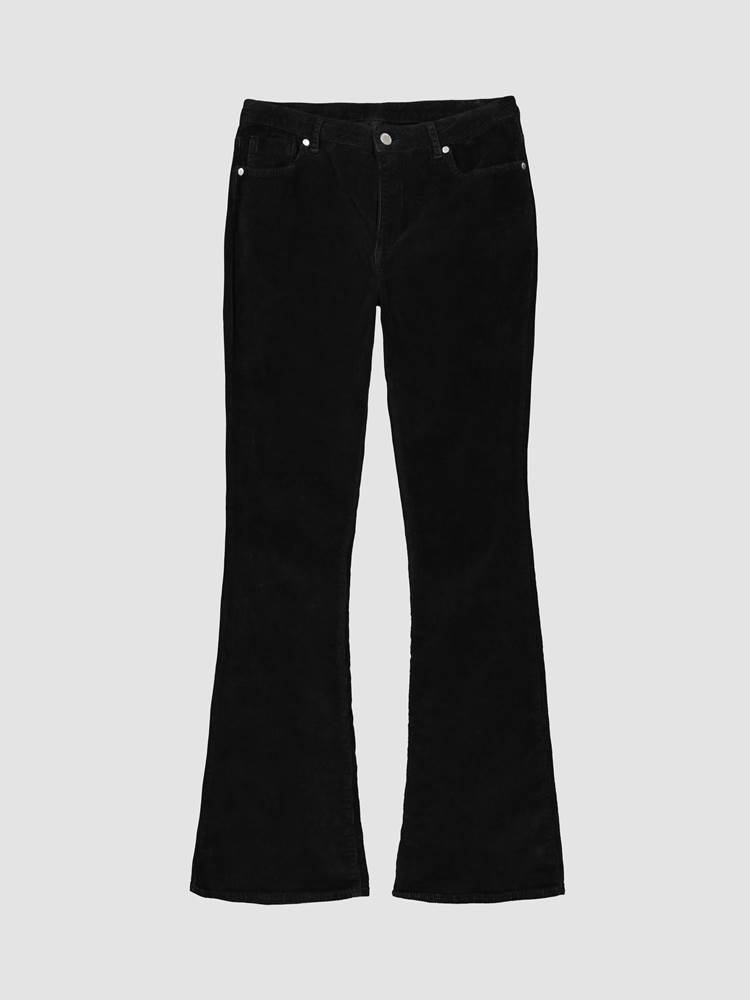 Sabine Cord Flare Bukse 7244330_CAB-JEANPAULFEMME-A20-front_83476_Sabine Cord Flare Pant_Sabine Cord Flare Bukse CAB.jpg_Front||Front