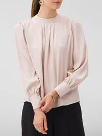 Amanda Bluse 7245476_A9I-MARIE PHILIPPE-W20-Modell-front_Amanda Bluse A9I.jpg_Front||Front