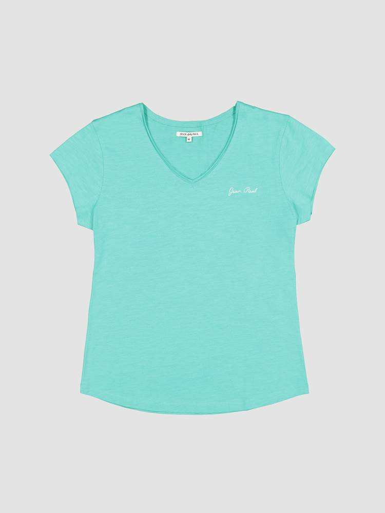 Agnais T-Skjorte 7241717_GIO-JEANPAULFEMME-S20-front_73322_Agnais Tee_Agnais T-Skjorte GIO_Agnais Tee 7241717 7241717 7241717 7241717.jpg_Front||Front