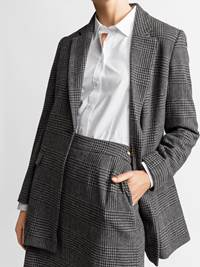 Nancy Rutet Blazer 7234339_JEAN PAUL_NANCY CHECK BLAZER_FRONT1_S_IEL_Nancy Rutet Blazer IEL.jpg_