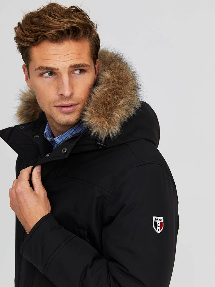 Ombre Parkas 7244017_ID2-JEANPAUL-A20-Modell-front_40055_Ombre Parkas ID2_ID2 7244017.jpg_Front||Front