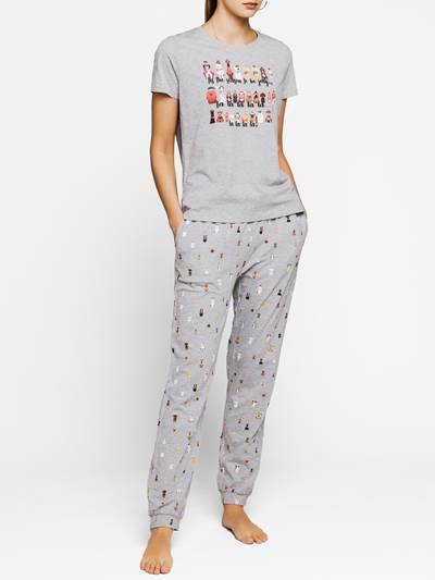 Jul Pyjamas Bukse ID6