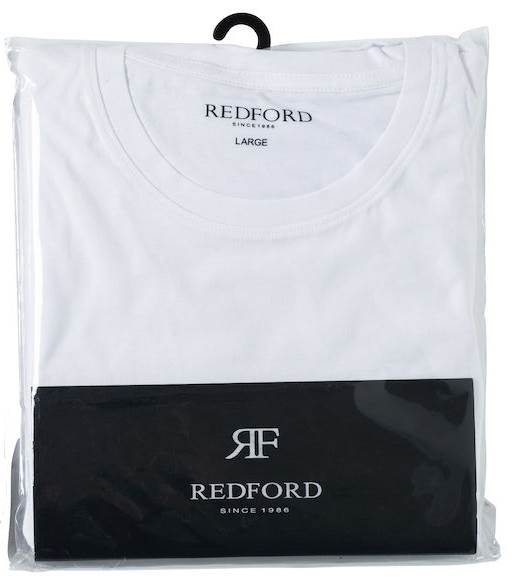 Redford 2-Pack T-skjorte  A040013_100-REDFORD-NOS-FRONT_REDFORD 2-PACK TEE_Redford 2-Pack T-skjorte  100.jpg_Front||Front