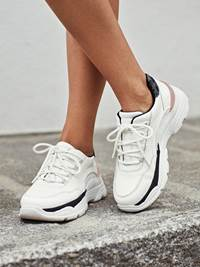 Valbelle Chunky Sneaker 7241015_100_jeanpaul_A19-front_Valbelle Chunky Sneaker 100.jpg_