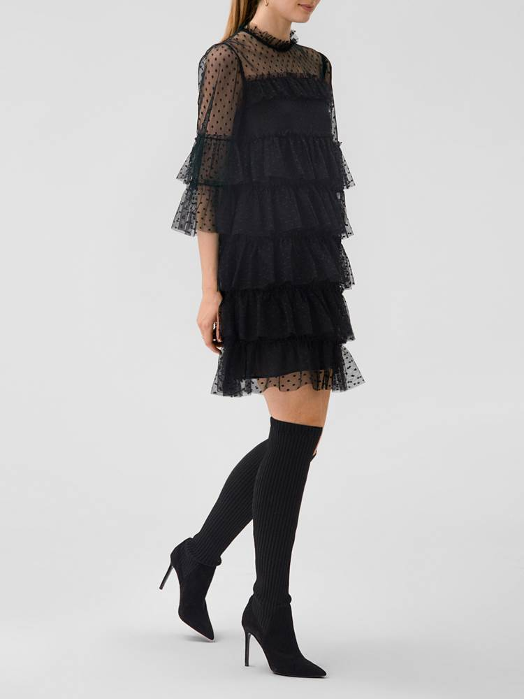 Anneli Kjole 7246505_CAB-MARIE PHILIPPE-W20-Modell-front_Anneli Kjole CAB.jpg_Front||Front