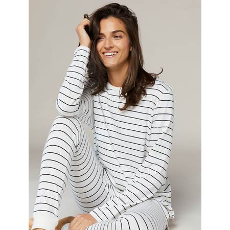 Ada Stripe Pyjama Set