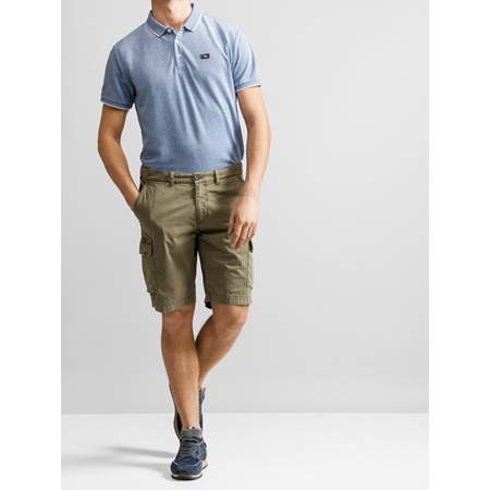 Mike Cargo twill shorts