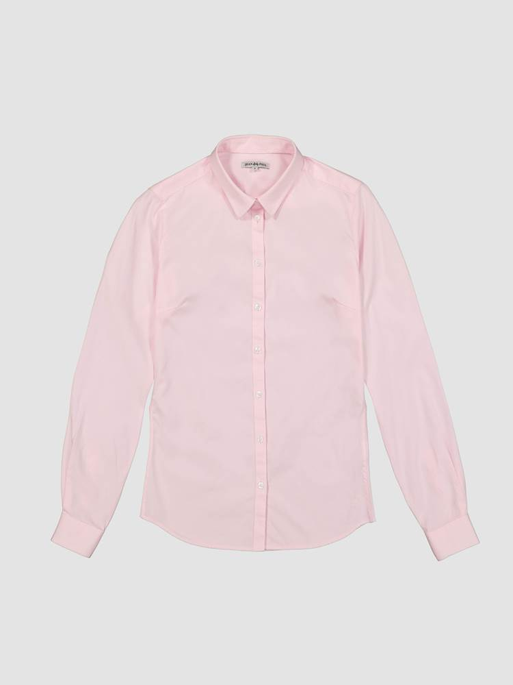 Hannah Oxford Skjorte 7239097_MGU-JEANPAULFEMME-A19-front_Hannah Oxford Skjorte MGU_Hannah Oxford Shirt.jpg_Front||Front