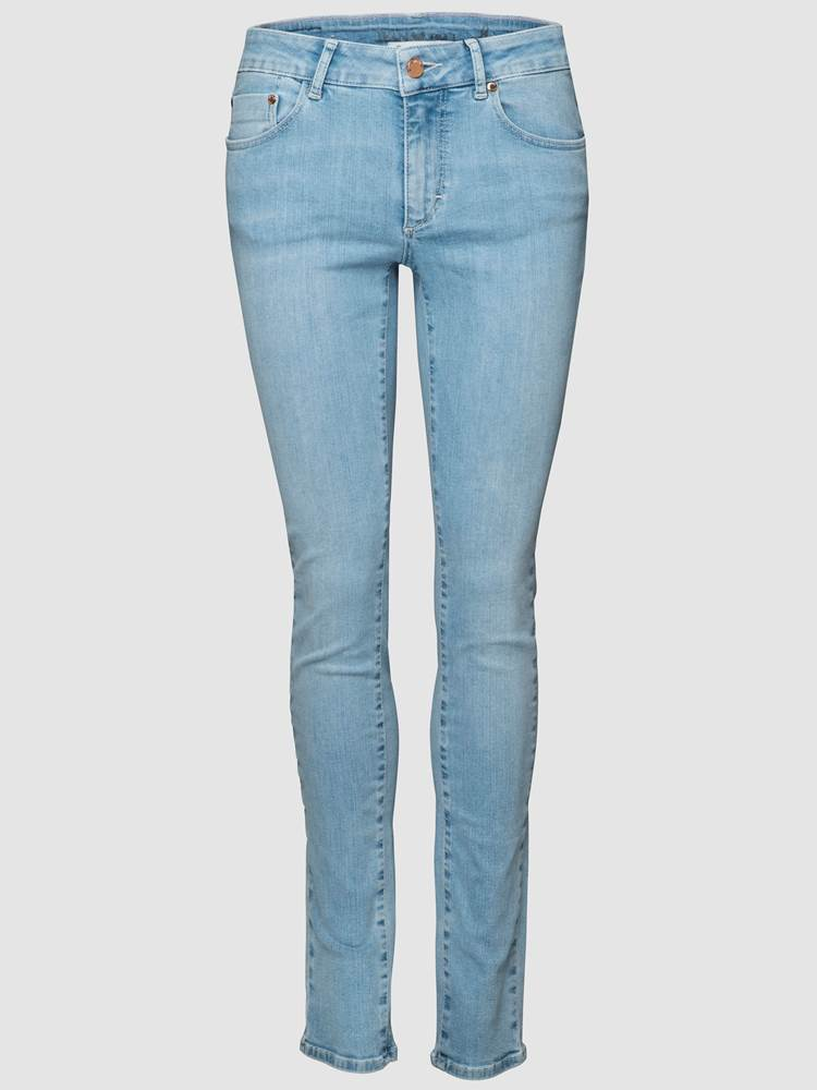 Sabine Skinny Cropped Jeans