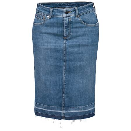 Nina Denim Skirt