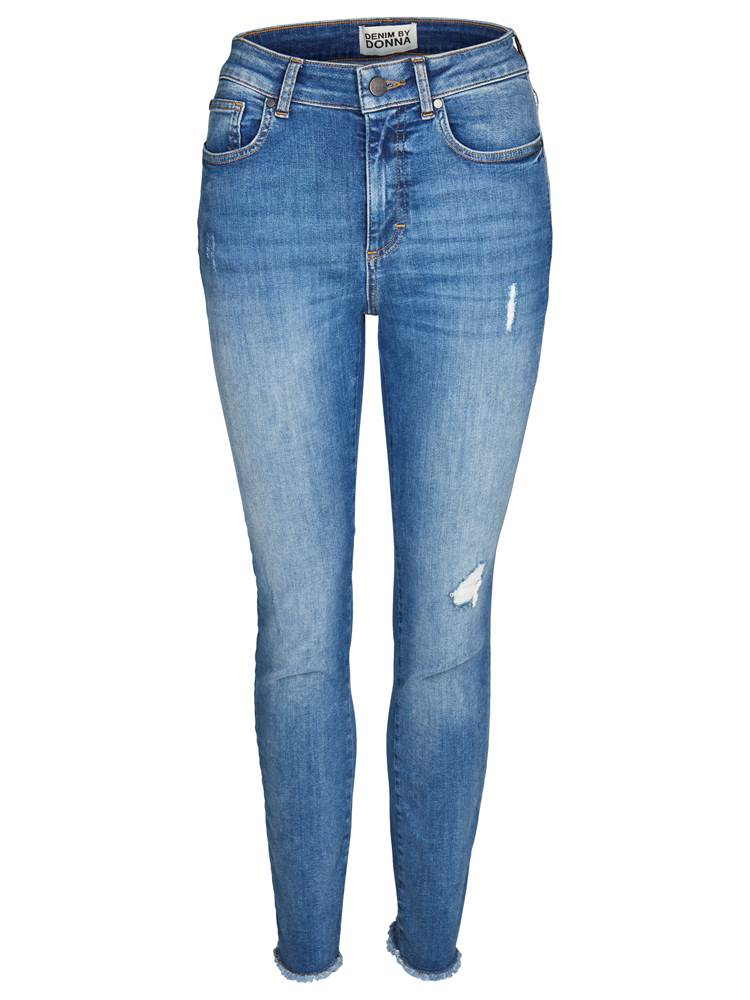 Skinny Cropped Stretch Jeans 7235446_DAD-MCDONNA-A18-front_Skinny Cropped Stretch Jeans DAD_Skinny Chic Cropped Stretch.jpg_Front||Front