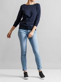 Holiday 2-way Genser 7230513_JEAN PAUL_HOLIDAY 2-WAY SWEATER_FRONT1_S_EM6_Holiday 2-way Genser EM6.jpg_Front||Front