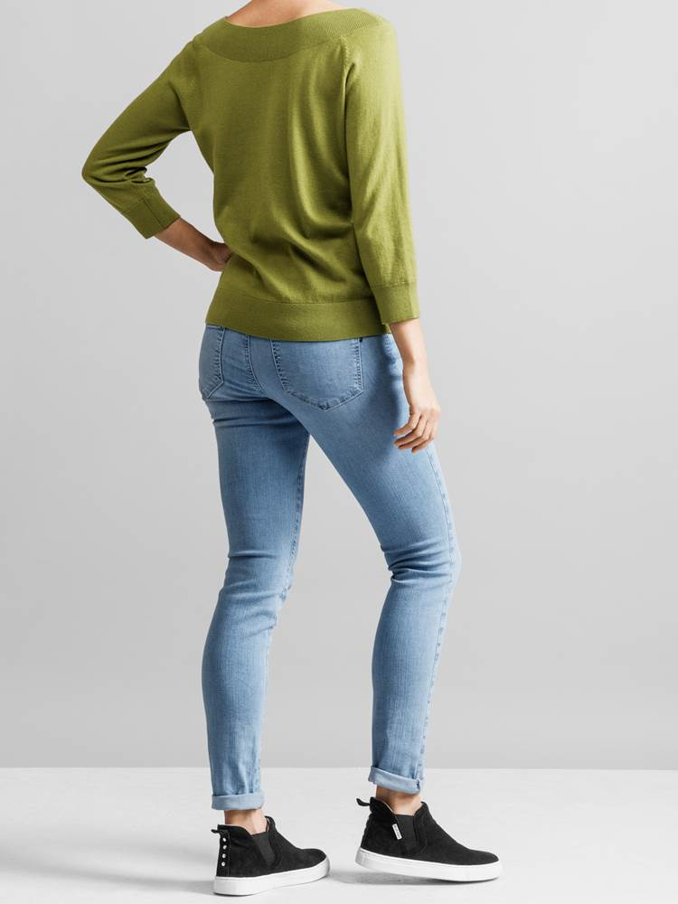 Holiday 2-way Genser 7230513_JEAN PAUL_HOLIDAY 2-WAY SWEATER_BACK1_S_GUG_Holiday 2-way Genser GUG.jpg_Left||Left