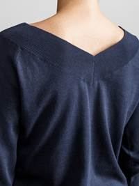 Holiday 2-way Genser 7230513_JEAN PAUL_HOLIDAY 2-WAY SWEATER_DETAIL_S_EM6_Holiday 2-way Genser EM6.jpg_Right||Right