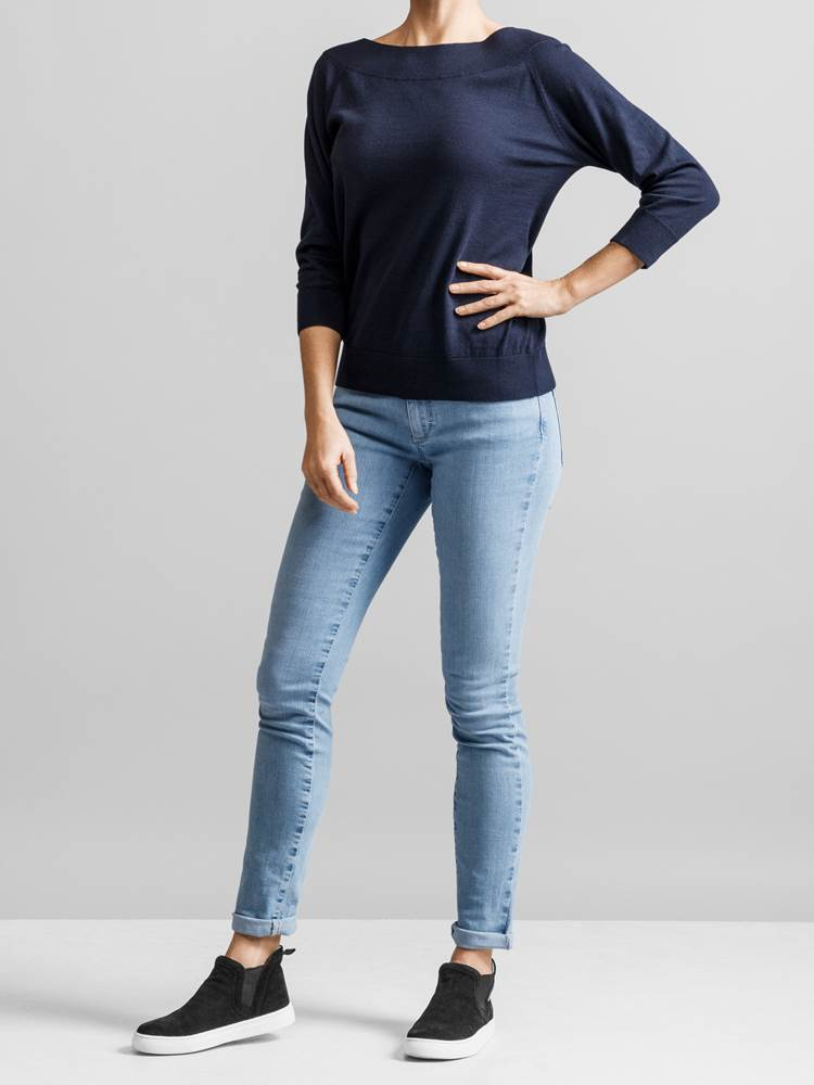 Holiday 2-way Genser 7230513_JEAN PAUL_HOLIDAY 2-WAY SWEATER_FRONT_S_EM6_Holiday 2-way Genser EM6.jpg_Front||Front