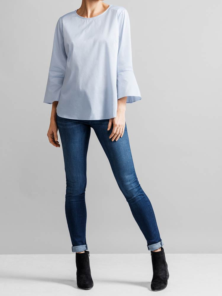 Patrice Stretch Bluse 7231586_JEAN PAUL_PATRICE STRETCH BLOUSE_FRONT_S_EN3_Patrice Stretch Bluse EN3.jpg_Front||Front