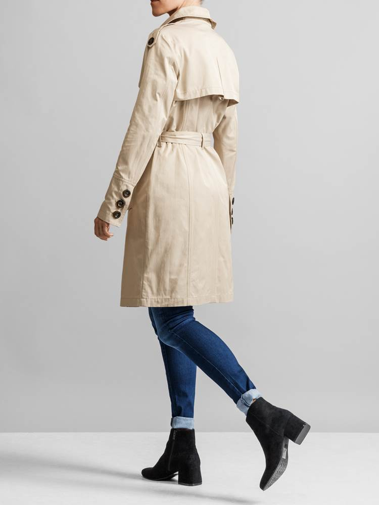 Trinette Trench 7231609_JEAN PAUL_TRINETTE TRENCH_S_BACK1_AAN_Trinette Trench AAN.jpg_Front||Front