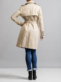 Trinette Trench 7231609_JEAN PAUL_TRINETTE TRENCH_S_BACK_AAN_Trinette Trench AAN.jpg_Back||Back