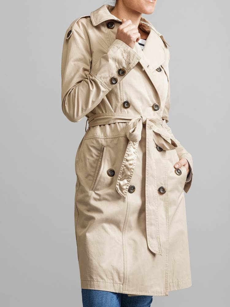 Trinette Trench 7231609_JEAN PAUL_TRINETTE TRENCH_S_FRONT1_AAN_Trinette Trench AAN.jpg_Front||Front