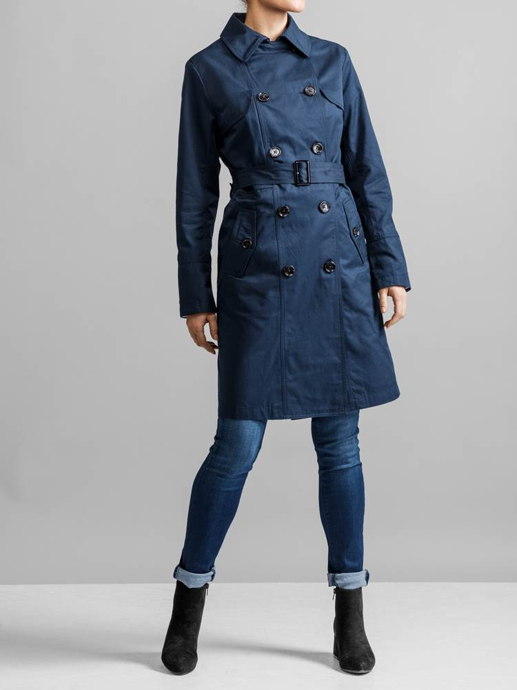 Trinette Trench 7231609_JEAN PAUL_TRINETTE TRENCH_S_FRONT2_EM6_Trinette Trench EM6.jpg_Front||Front