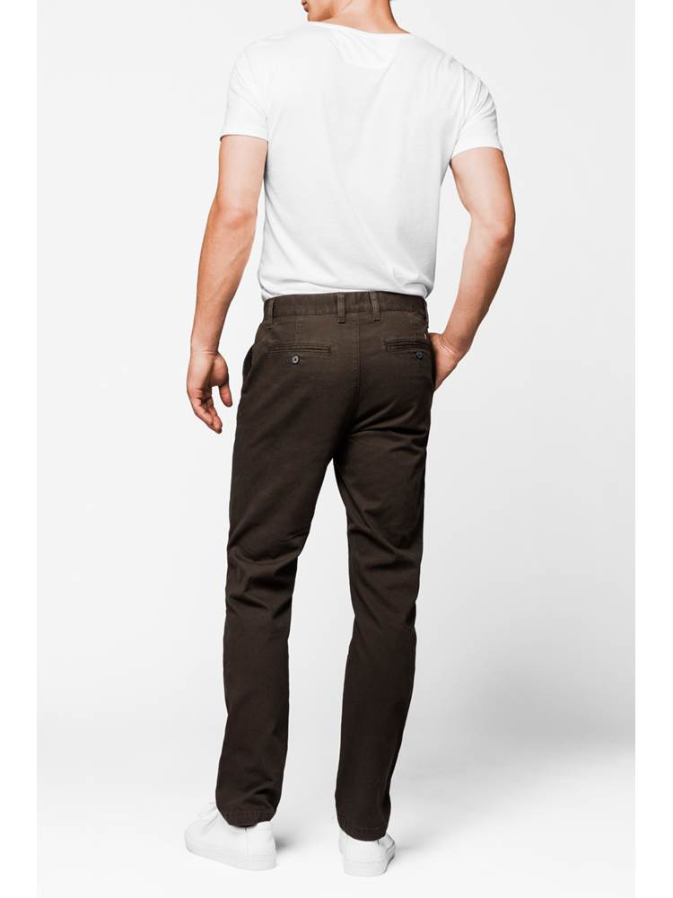 Christer Struktur Chinos 7234121_AIF-REDFORD-A18-Modell-back_Christer Struktur Chinos AIF.jpg_Back||Back