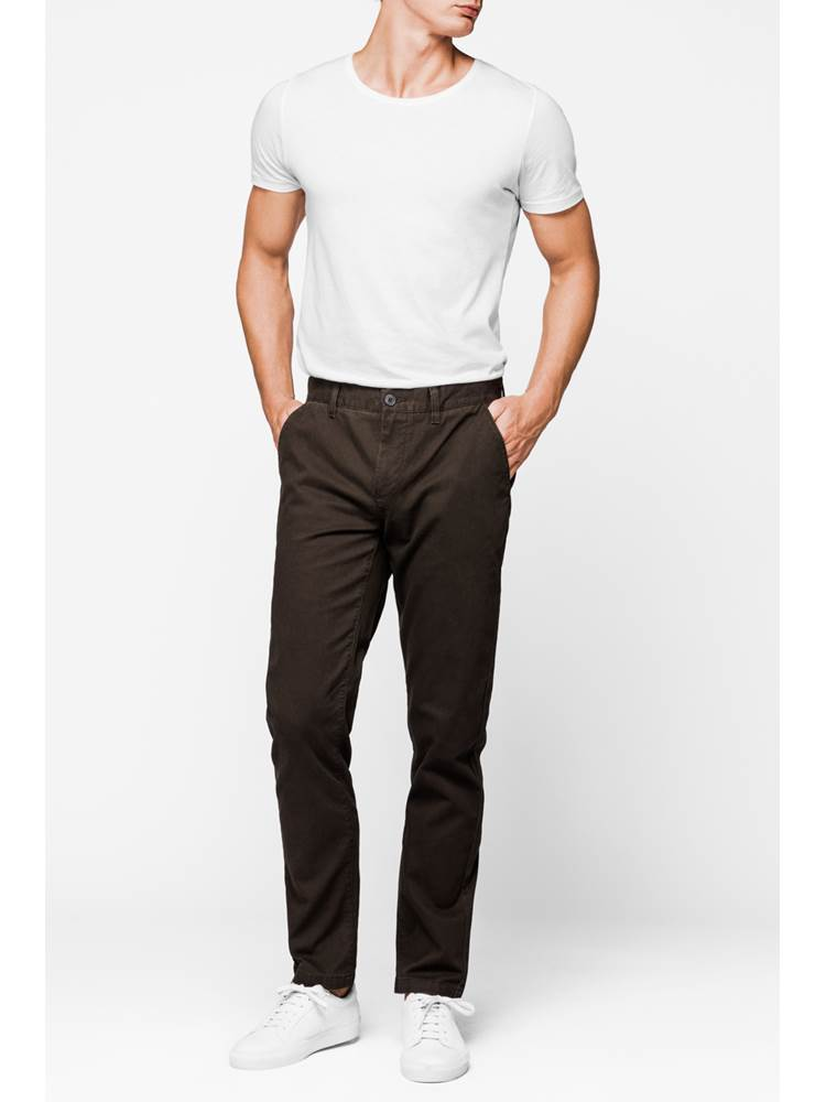 Christer Struktur Chinos 7234121_AIF-REDFORD-A18-Modell-front_Christer Struktur Chinos AIF.jpg_Front||Front