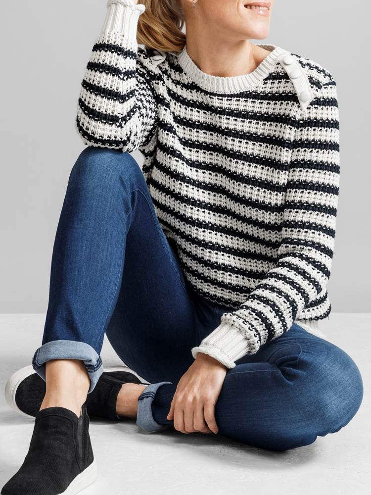 Sailor Genser 7231101_JEAN PAUL_SAILOR SWEATER_DETAIL_S_EM6_Sailor Genser EM6.jpg_Right||Right