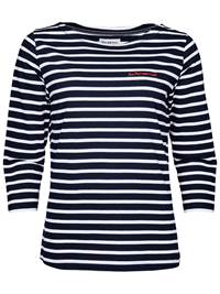 Sailor stripet T-skjorte 4_Sailor stripet T-skjorte EM6_SAILOR STRIPE 3/4.jpg_