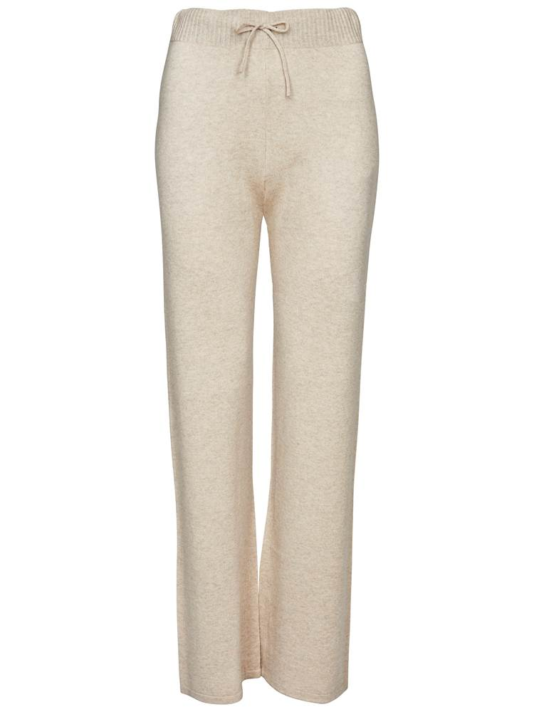 Augusta Bukse 7236020_AM9-MARIE PHILIPPE-W18-front_Augusta Bukse AM9_Augusta Knit Pant.jpg_Front||Front