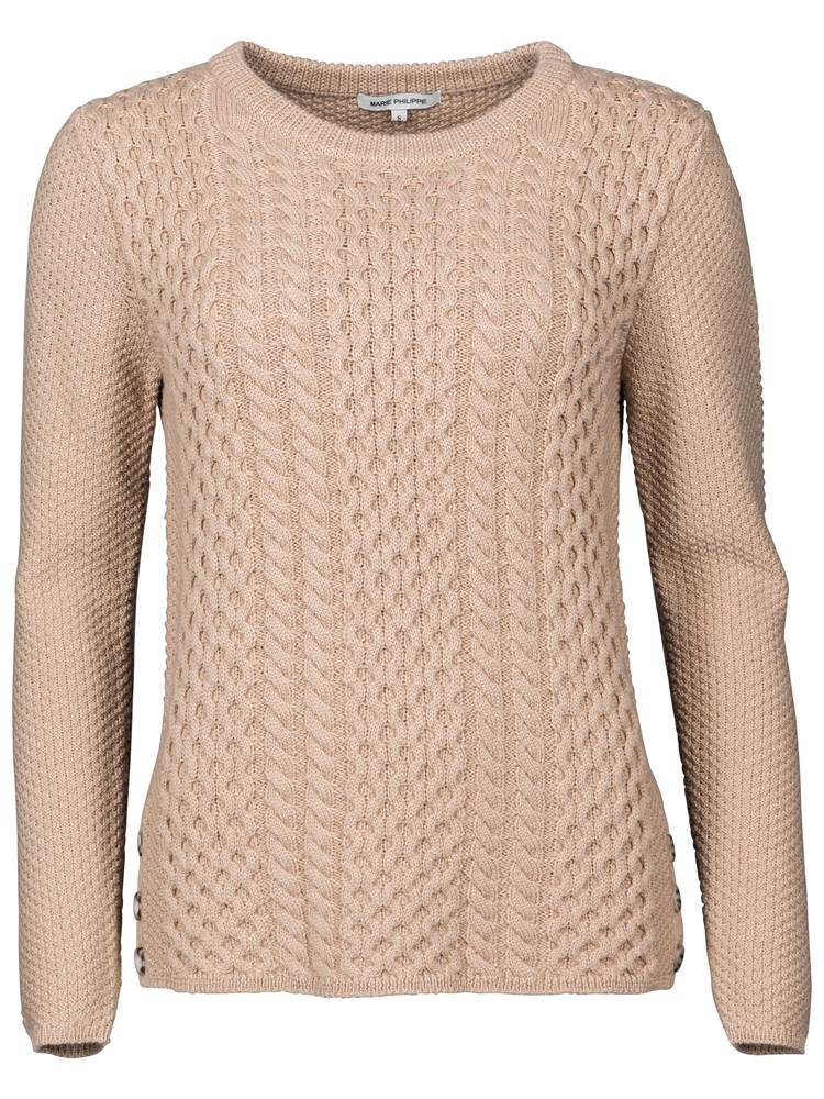 Sharon Genser 7234589_APG-MARIE PHILIPPE-A18-front_Sharon Genser APG_Sharon Sweater.jpg_Front||Front