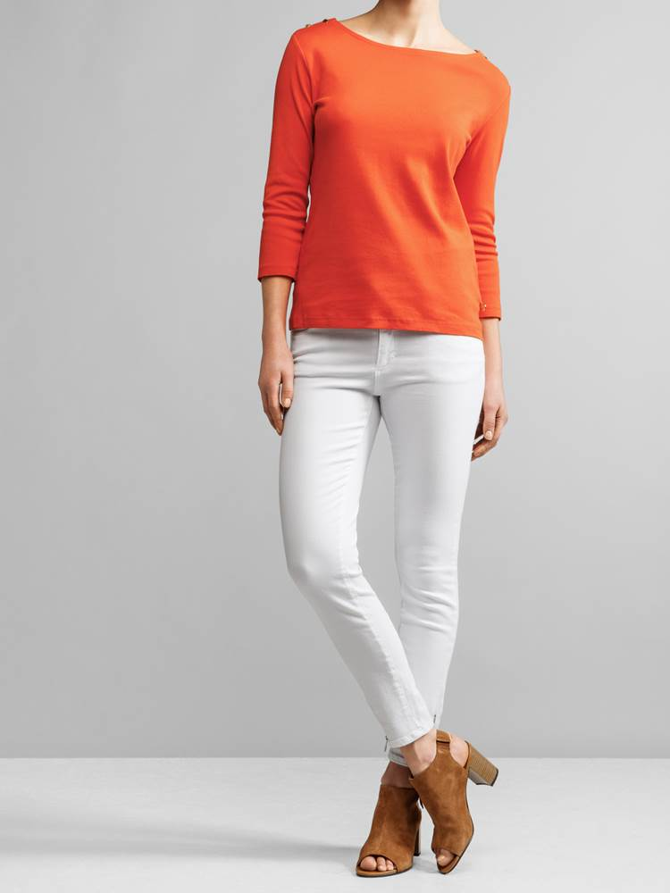 Ally Genser 7232962_JEAN PAUL_ALLY SOLID TOP_FRONT_S_K3R_Ally Genser K3R.jpg_Front||Front