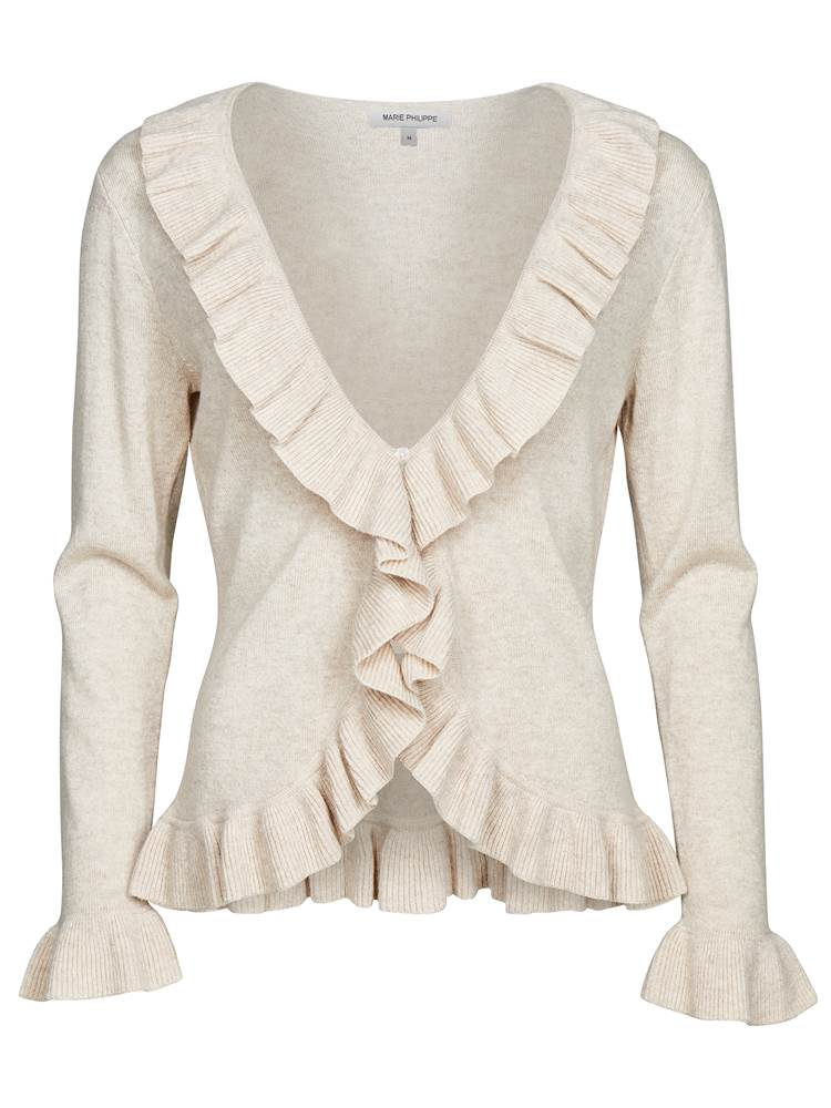 Beauty Cardigan 7237353_AM9-MARIE PHILIPPE-W18-front_Beauty Cardigan AM9.jpg_Front||Front