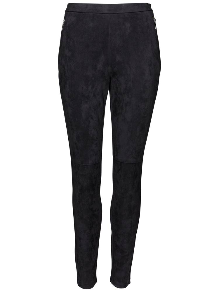 Les Tights 7234555_CAB-MARIE PHILIPPE-A18-front_Les Tights CAB_Les Suede Leggings.jpg_Front||Front