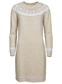 Martha Kjole 7236076_AM9-VAVITE-W18-front_Martha Kjole AM9_Martha Knit Dress.jpg_Front||Front