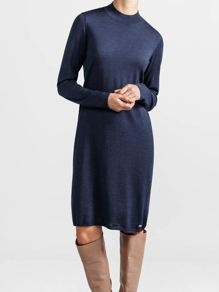 Pierette Kjole 7235573_JEAN PAUL_PIERETTE KNIT DRESS_FRONT1_M_EM6_ENB_Pierette Kjole ENB.jpg_