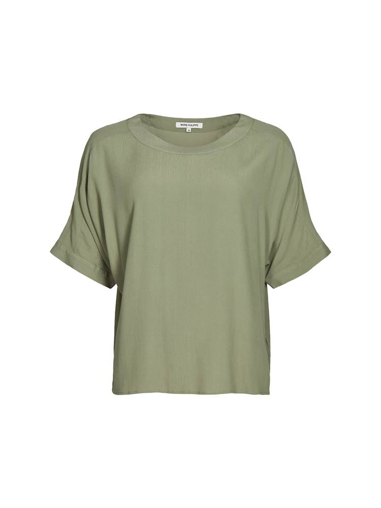 Sille Topp 7239395_GOZ-MARIEPHILIPPE-A19-front_83286_Sille Ensfarget Topp_Sille Topp GOZ.jpg_Front||Front