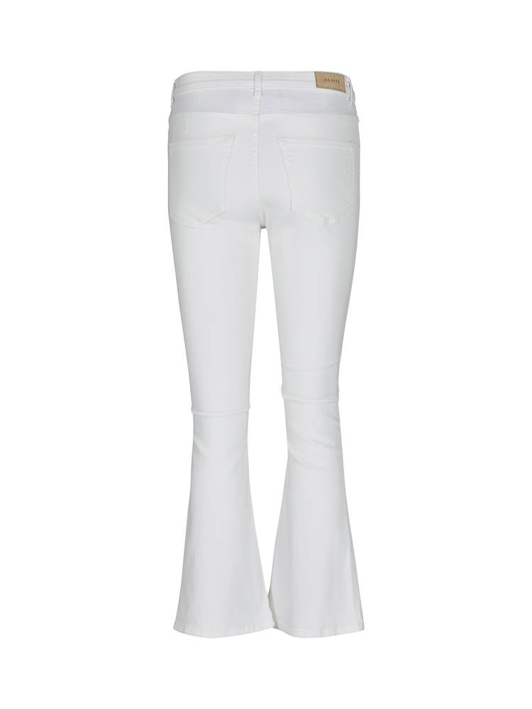 Sophia Flared Cropped Jeans 7242266_O68-VAVITE-S20-back_70878_Sophia HW Flared Cropped white_Sophia High Waist Flared Cropped White Jeans O68_Sophia Flared Cropped Jeans O68_Sophia HW Flared Cropped white 7242266 7242266 7242266 7242266.jpg_Back||Back