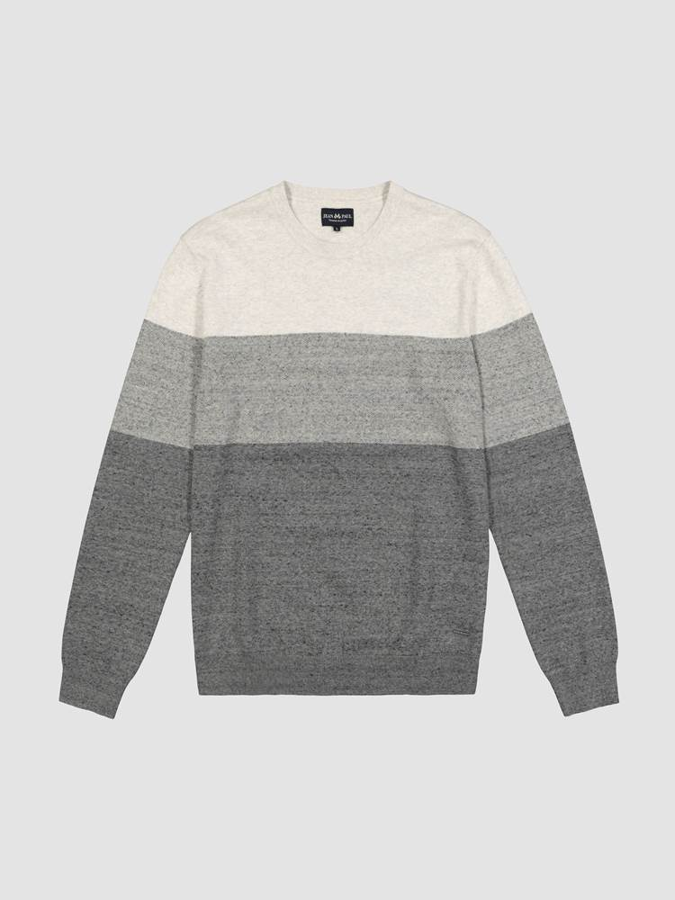 Georg Stripet Genser 7238845_IEB-JEANPAUL-A19-front_Georg Genser IEB_Georg Knit_Georg Stripet Genser IEB.jpg_Front||Front