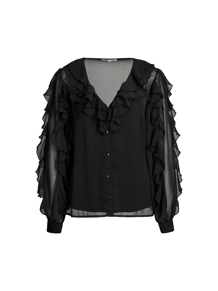 Lavina Bluse 7243606_CAB-MARIEPHILIPPE-W19-front_48648_Lavina Bluse CAB.jpg_Front||Front
