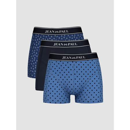 The Blue 3 Pack Boxer