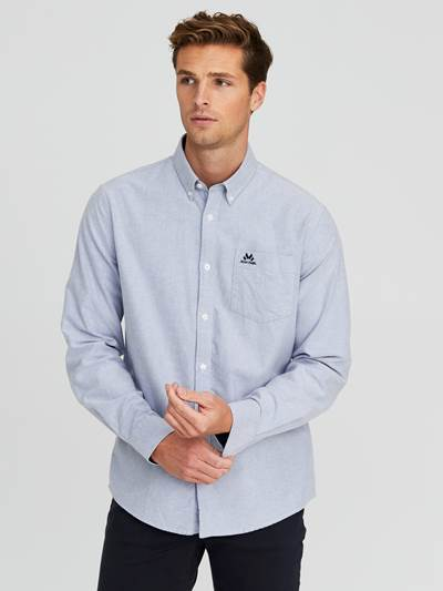 Victor Oxford Skjorte - Regular Fit EGU