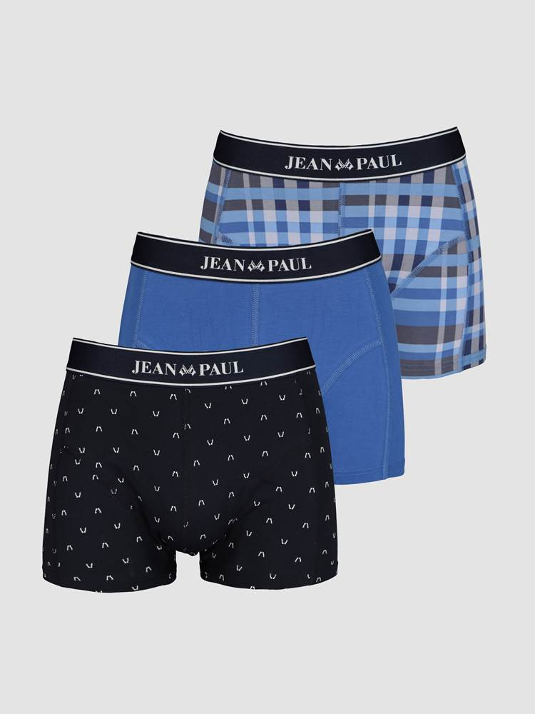 3-pack Boxer 7240684_EOX-JEANPAUL-W19-front_41305_3-pack boxer_3-pack Boxer EOX.jpg_Front||Front