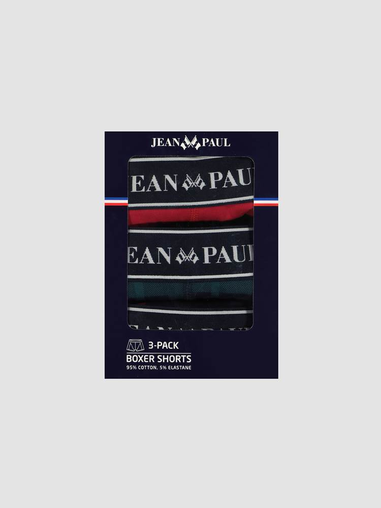 3-pack Boxer 7240684_K5X-JEANPAUL-W19-front_61164_3-pack boxer_3-pack Boxer K5X.jpg_Front||Front