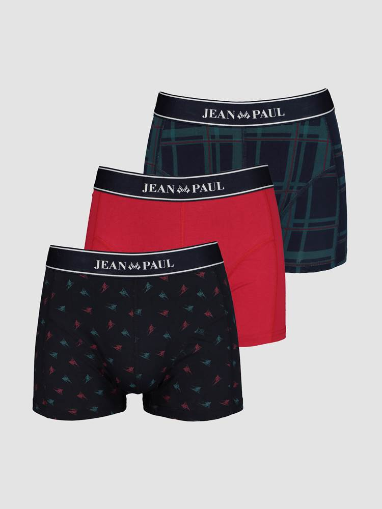 3-pack Boxer 7240684_K5X-JEANPAUL-W19-front_30789_3-pack boxer_3-pack Boxer K5X.jpg_Front||Front