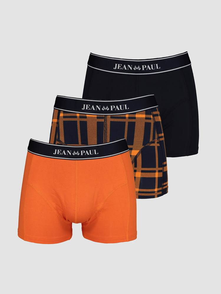 3-pack Boxer 7240684_K2G-JEANPAUL-W19-front_66925_3-pack boxer_3-pack Boxer K2G.jpg_Front||Front