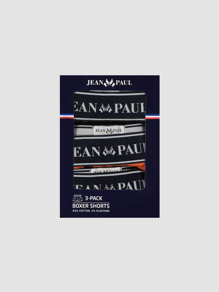 3-pack Boxer 7240684_K2G-JEANPAUL-W19-front_76861_3-pack boxer_3-pack Boxer K2G.jpg_Front||Front