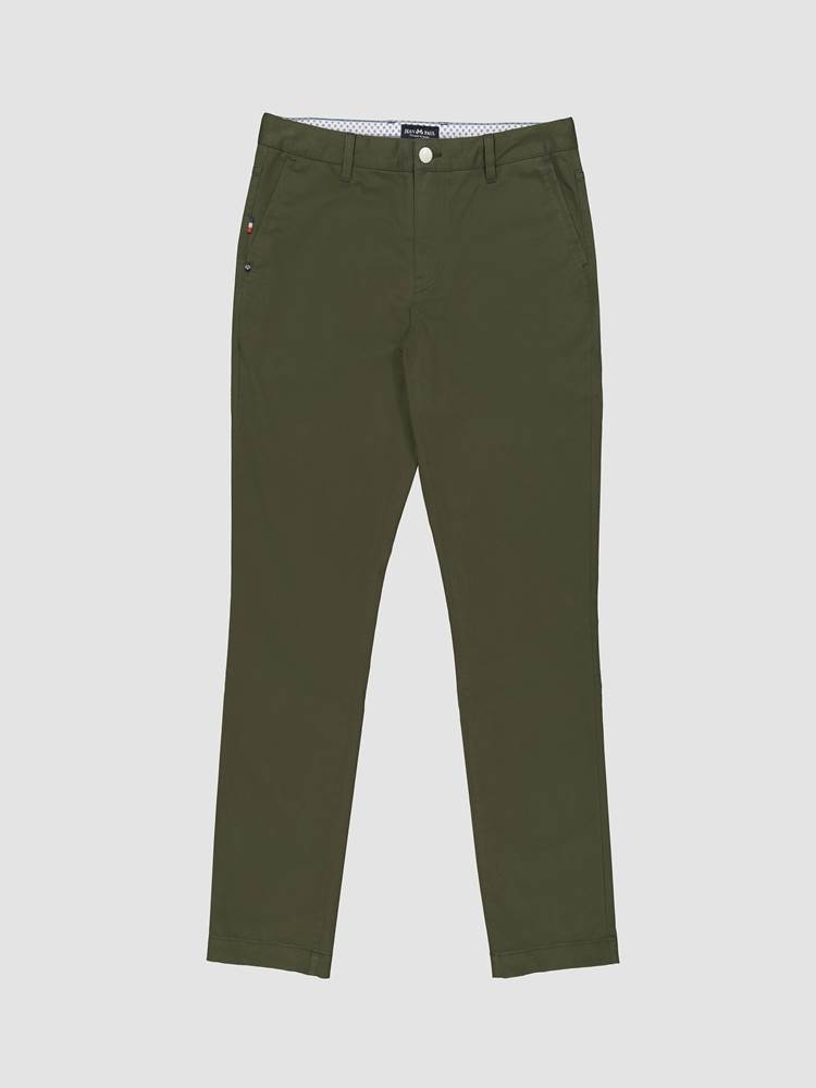 Brian Stretch Chino Bukse 7238709_GUC-JEANPAUL-A19-front_69567_Brian Stretch Chino_Brian Stretch Chino Bukse GUC.jpg_Front||Front