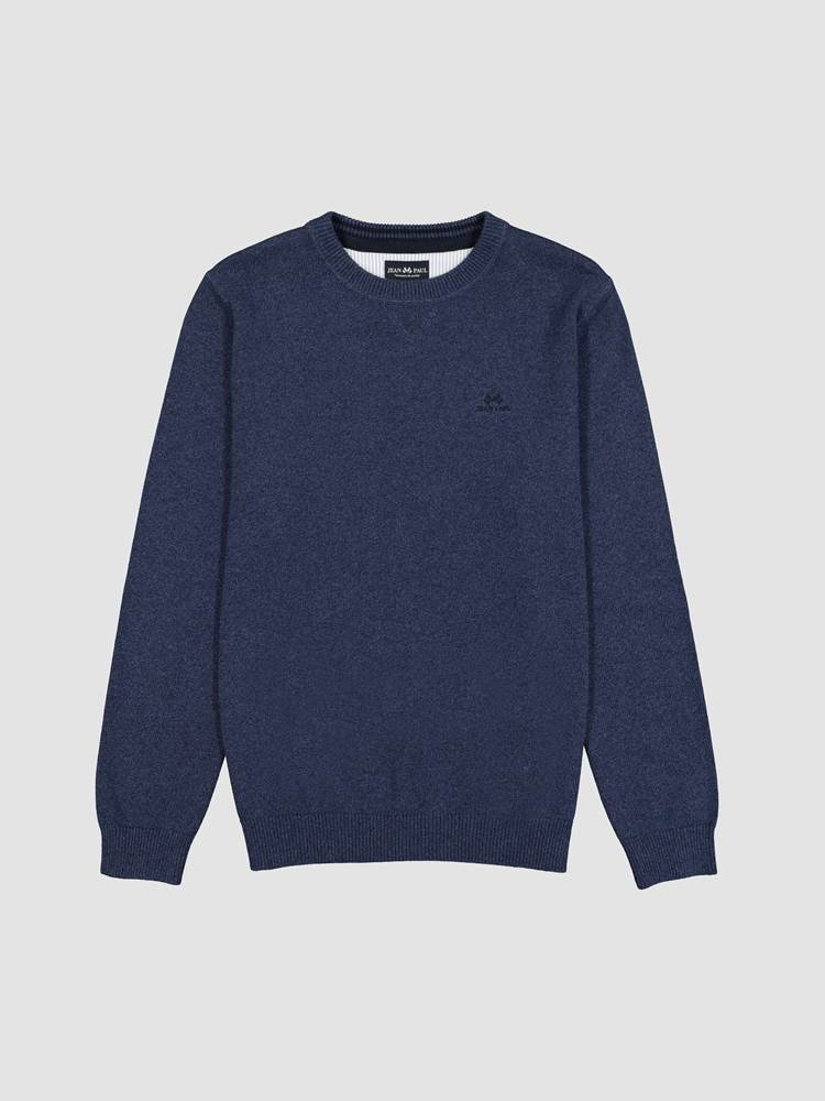 Antibes Genser 7245086_ENB-JEANPAUL-W20-front_36852_Antibes Crewneck Knit_Antibes Genser ENB_Antibes Genser ENB 7245086 7245086 7245086 7245086 7245086.jpg_Front  Front