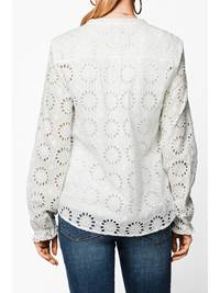 Claria Blonde Bluse 7236993_O79-MARIE PHILIPPE-S18-modell-back.jpg_Back||Back